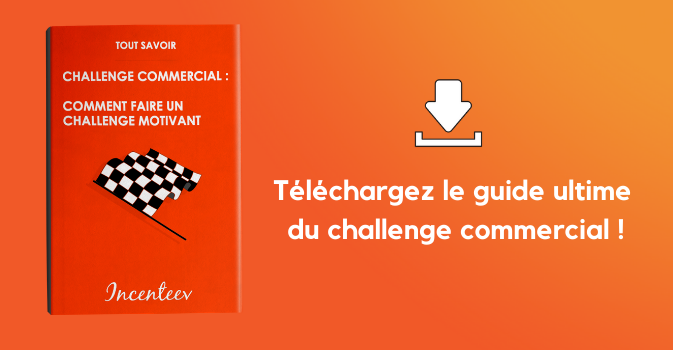 Challenge commercial - CTA rectangle